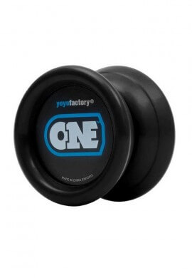 Black ONE YoYo