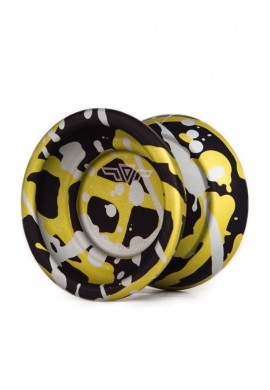 Black Splash Aviator Yoyo