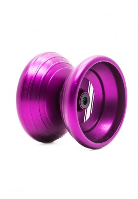 Purple DownBeat YoYo