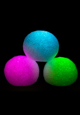 70mm Soft Light Up Juggling Ball