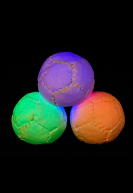 12 Panel LED Juggling Ball