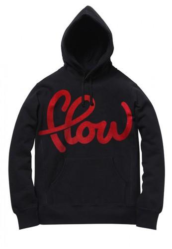Red Flow Hoodie